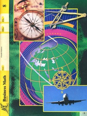 Business Math PACE 8 (4th Edition)   -