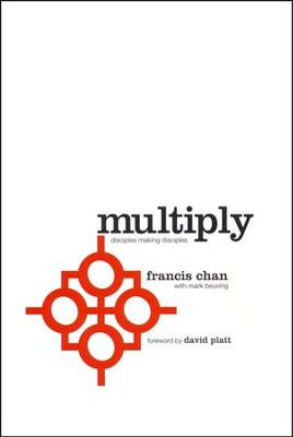Multiply: Disciples Making Disciples  - Slightly Imperfect  -     By: Francis Chan, Mark Beuving