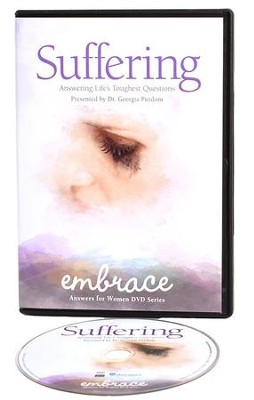 Suffering: Answering Life's Toughest Questions DVD   -     By: Dr. Georgia Purdom