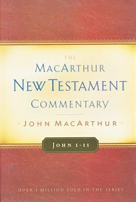 John, 2 Volumes: The MacArthur New Testament Commentary   -     By: John MacArthur