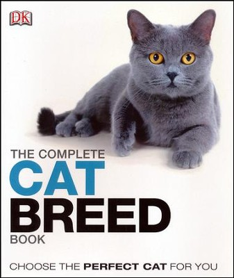 The Complete Cat Breed Book  -