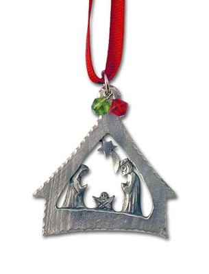Nativity Ornament  -