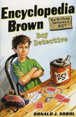 Encyclopedia Brown, Boy Detective  -     By: Donald J. Sobol
