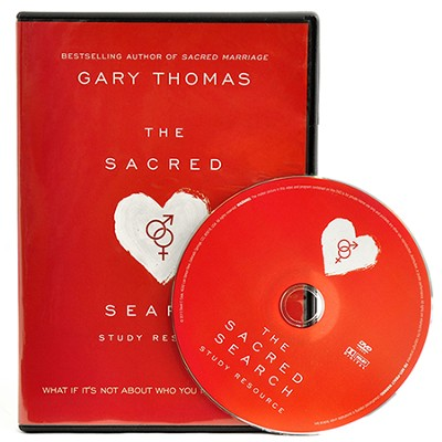 The Sacred Search Study Resource DVD  -     By: Gary Thomas