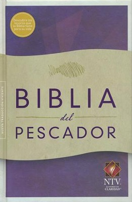 Biblia del Pescador NTV, Tapa Dura  (NTV Fishers of Men Bible, Hardcover)  -