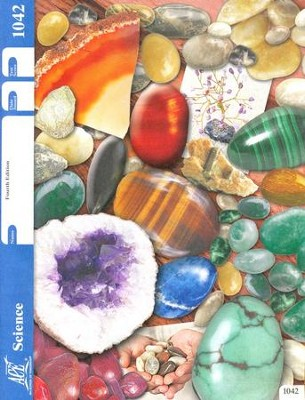 4th Edition Science PACE 1042 Grade 4  -