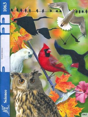 Science PACE 1063 (4th Edition)   -