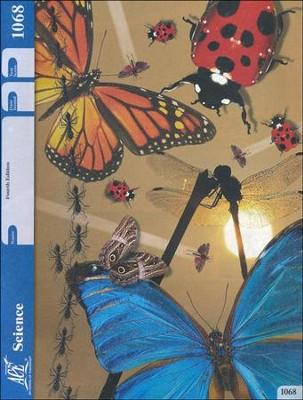 Science PACE 1068, Grade 6 (4th Edition)   -