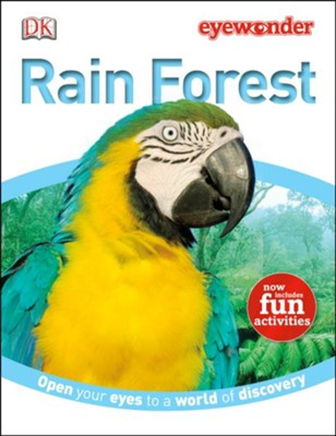 Eye Wonder: Rain Forest  -