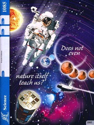 Science PACE 1085 (4th Edition) Grade 8  -