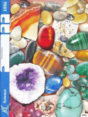 ACE PACE Science 1086, Grade 8, 4th Edition   -