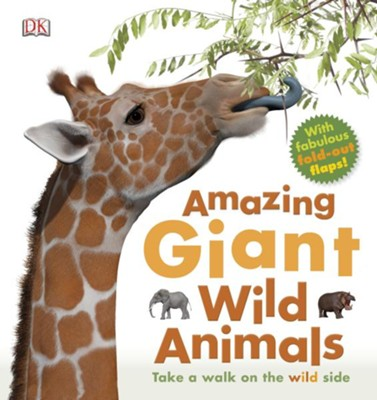Amazing Giant Wild Animals  -