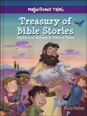Treasury of Bible Stories  -     By: Kelly Pulley