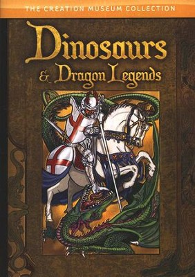 Dinosaurs & Dragon Legends--DVD   -