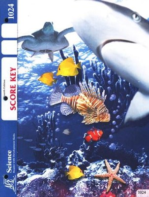 4th Edition Science Score Key 1024, Grade 2   -