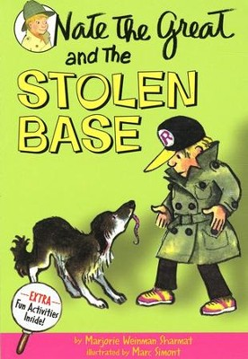 Nate the Great and the Stolen Base  -     By: Marjorie Weinman Sharmat