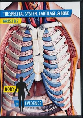 Skeletal System: Body of Evidence DVD   -     By: Dr. David Menton