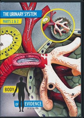 Urinary System: Body of Evidence DVD   -     By: Dr. David Menton