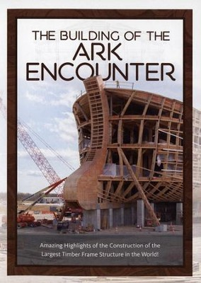 The Building of the Ark Encounter, DVD   -