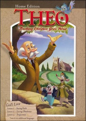 Theo: God's Love Home Edition DVD   -