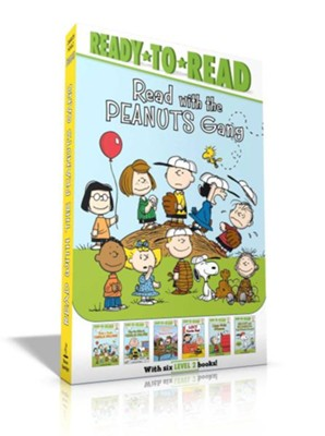 Read with the Peanuts Gang  -     By: Charles M. Schulz