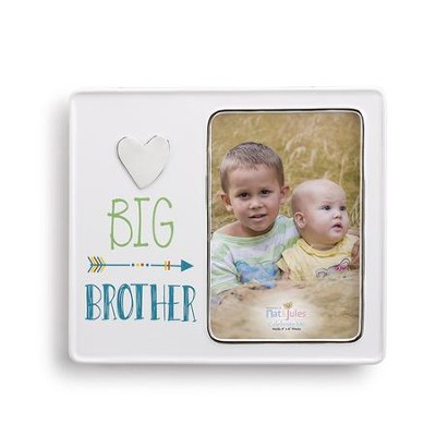 Big Brother Photo Frame  -