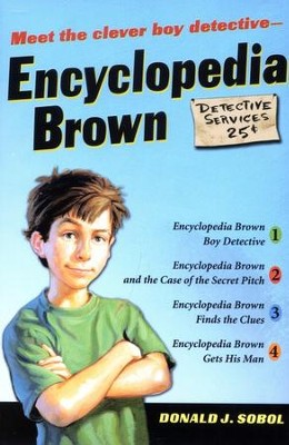 Encyclopedia Brown Box Set  -     By: Donald J. Sobol