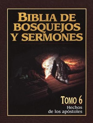 Biblia de Bosquejos y Sermones: Hechos  (The Preacher's Outline & Sermon Bible: Acts)  -