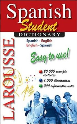 Larousse Student Dictionary Spanish-English/English-Spanish  -     By: Editors of Larousse