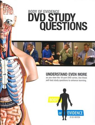 Body of Evidence DVD Study Questions   -     By: Dr. David Menton