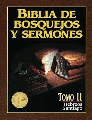 Biblia de Bosquejos y Sermones: Hebreos y Santiago  (The Preacher's Outline & Sermon Bible: Hebrews & James)  -