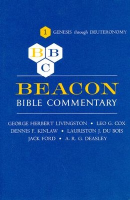 Genesis-Deuteronomy (Beacon Bible Commentary)   -     By: W.T. Purkiser