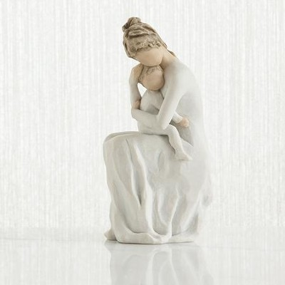 Willow Tree Figurine, Now and For Always      -     By: Susan Lordi