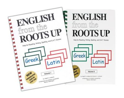English from the Roots Up, Volumes 1 & 2   -     By: Joegil Lundquist, Jeanne L. Lundquist