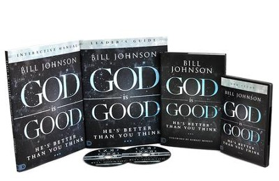 God Is Good Curriculum   -     By: Bill Johnson