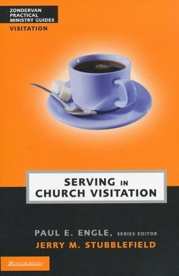 Church Visitation Manual: How Your Church Can Relate to People  -     By: Jerry Stubblefield