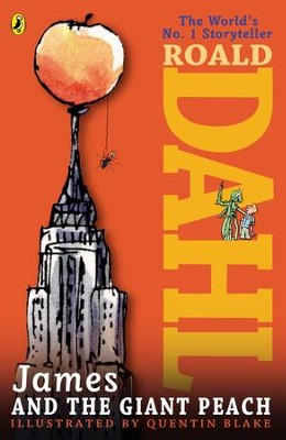 James and the Giant Peach   -     By: Roald Dahl