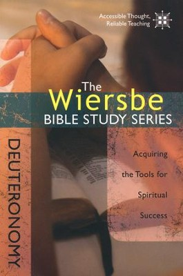 Deuteronomy, Wiersbe Bible Study  -     By: Warren W. Wiersbe     Illustrated By: W.