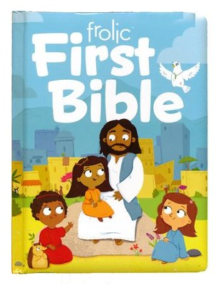Frolic First Bible  -     Illustrated By: J.A. Reisch