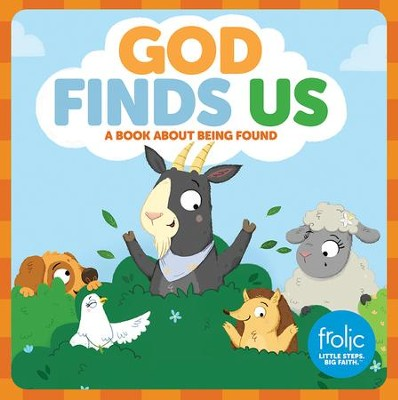 God Finds Us: A Book about Being Found   -     By: Kristen McCurry     Illustrated By: Jennifer Hilton