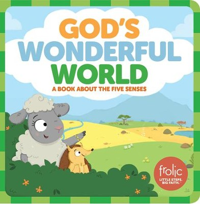 God's Wonderful World  -     By: Kristen McCurry     Illustrated By: Jennifer Hilton