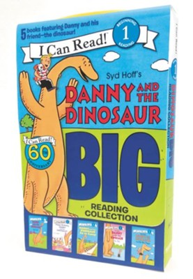 Danny and the Dinosaur: Big Reading Collection  -     By: Syd Hoff