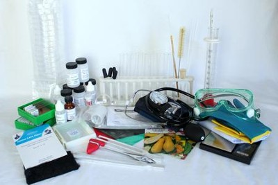 Equipment & Slide Lab Kit for BJU Press Biology   -