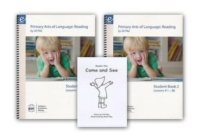 Primary Arts of Language: Reading Student Book   -     By: Jill Pike
