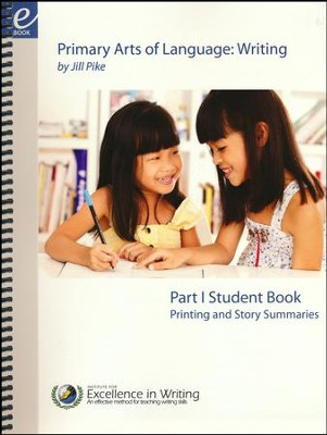 Primary Arts of Language: Writing Student Book   -     By: Jill Pike