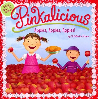 Pinkalicious: Apples, Apples, Apples!  -     By: Victoria Kann