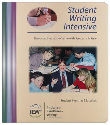 IEW Student Writing Intensive Level A Student Materials   -     By: Andrew Pudewa
