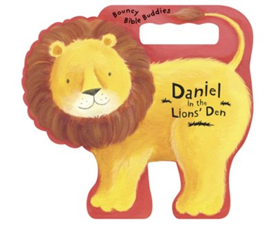 Daniel in the Lions Den  -     By: Small World Creations