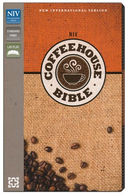 NIV CoffeeHouse Bible - Imperfectly Imprinted Bibles  -     By: Zondervan