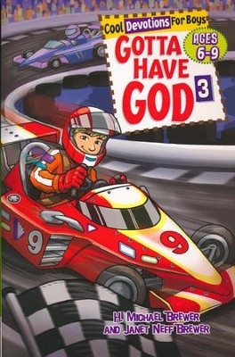 Gotta Have God: Cool Devotions for Boys, Volume 3 - Ages 6-9  -